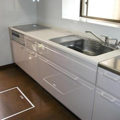 K様邸。キッチンの入れ替えをされた事例です。
