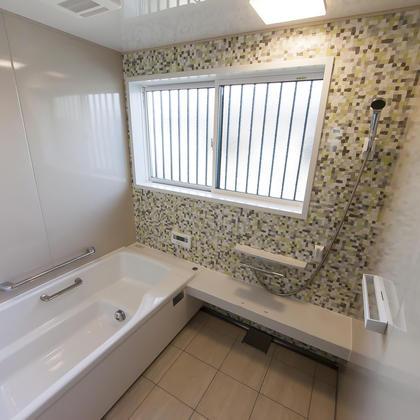 M様邸。洗面脱衣・浴室・トイレリフォームの事例です。