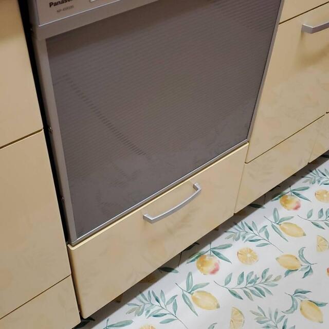 T様邸。ビルトイン食器洗い乾燥機入替工事です。